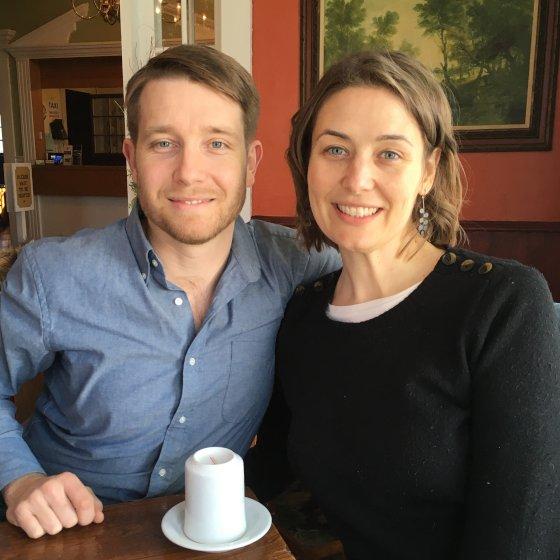 Adoptive Family - Joshua & Cheryl