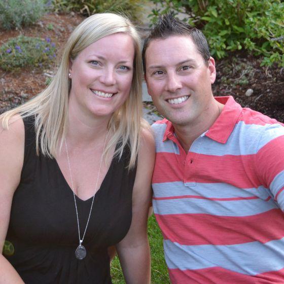 Adoptive Family - Jon & Candace