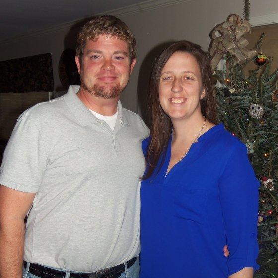 Adoptive Family - Joel & Melanie