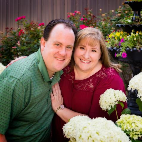 Adoptive Family - J.T. &  Becky