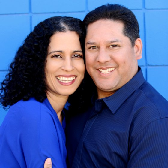 Adoptive Family - Miguel & Susan