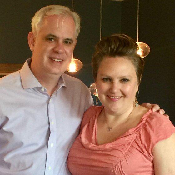 Adoptive Family - Neal & Martha