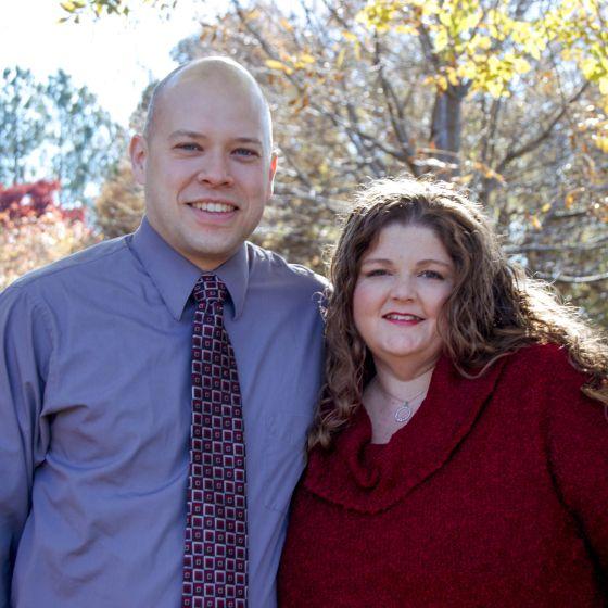 Adoptive Family - Sean & Shandra