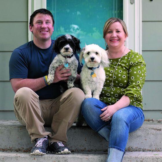 Adoptive Family - Adam & Camille