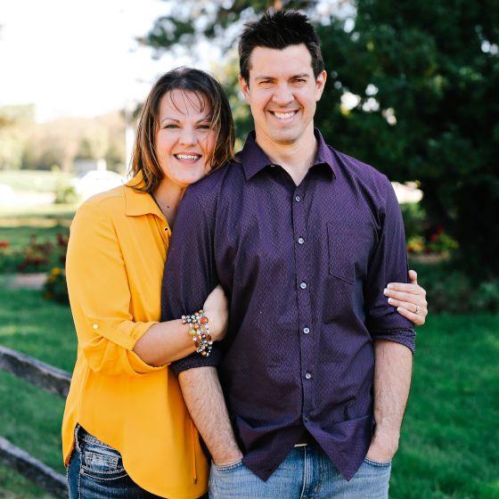 Adoptive Family - Jay & Lori