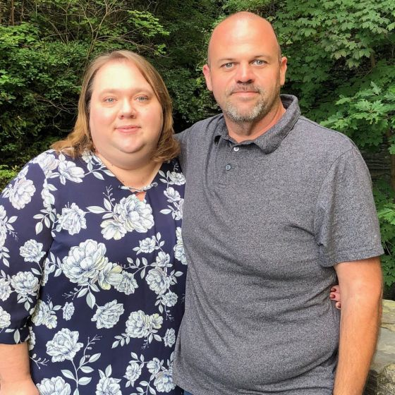 Adoptive Family - Corey & Faith