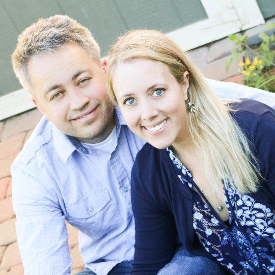 Adoptive Family - Jeremy & Sheila