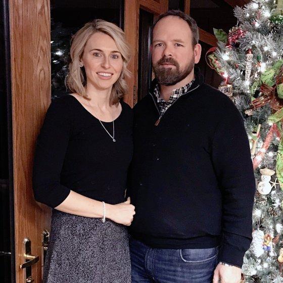 Adoptive Family - Scott & Lyndsey