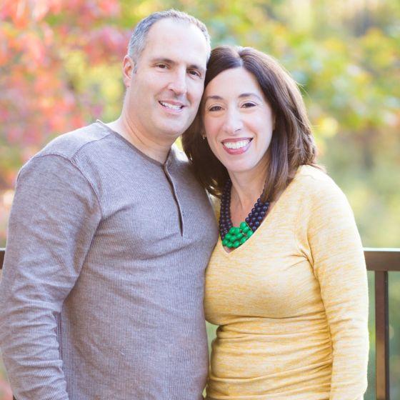 Adoptive Family - Joe & Caroline