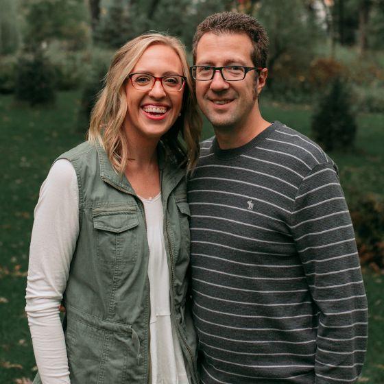 Adoptive Family - Randy & Hannah