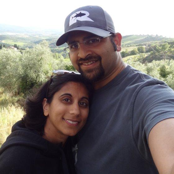 Adoptive Family - Rajat & Monjri