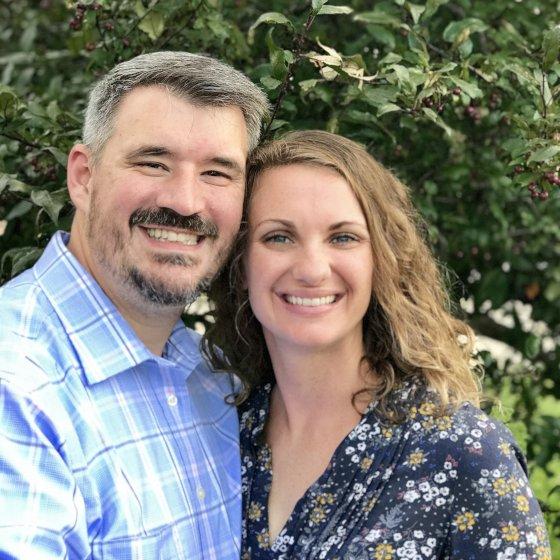 Adoptive Family - Rob & Erica