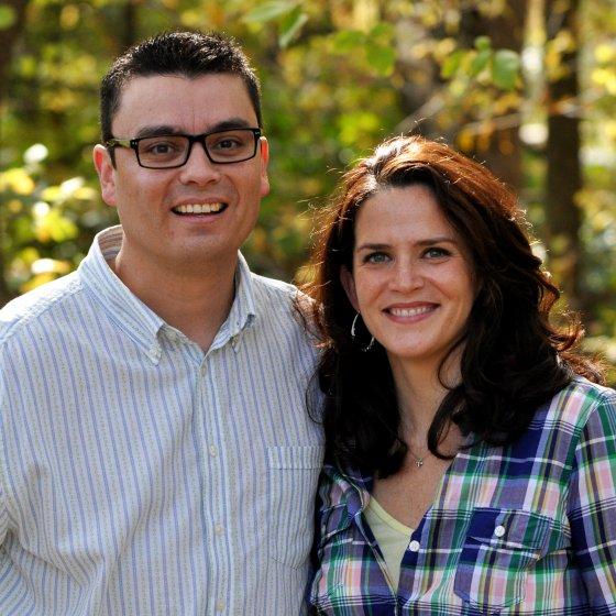 Adoptive Family - Jason & Courtney