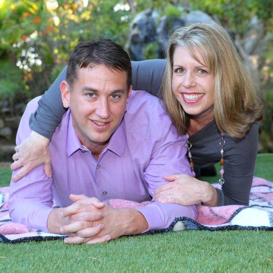 Adoptive Family - Robert & Holly