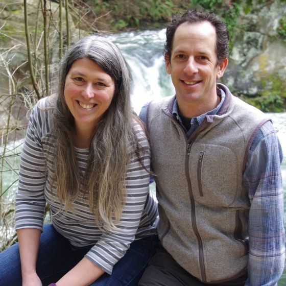 Adoptive Family - Todd & Rosalind