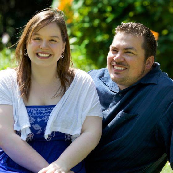 Adoptive Family - Dan & Jaime