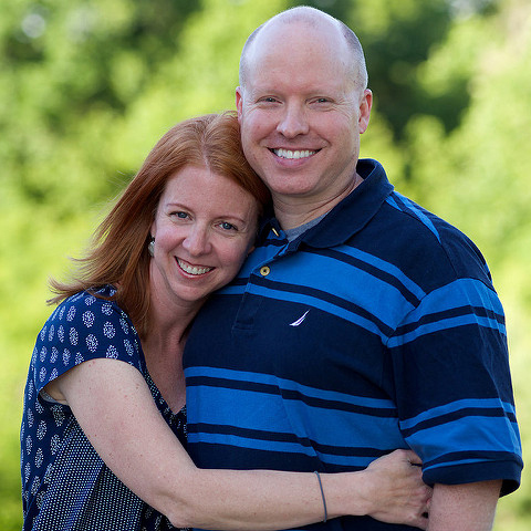 Adoptive Family - Mark & Stacey