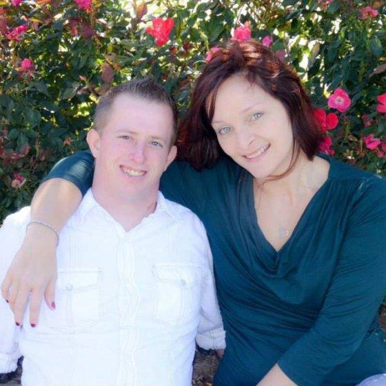 Adoptive Family - John & Crystal