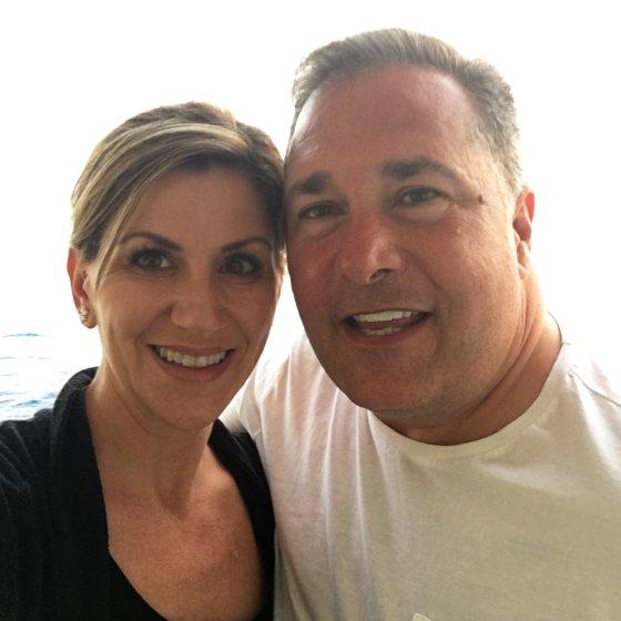 Adoptive Family - Mike & Kate