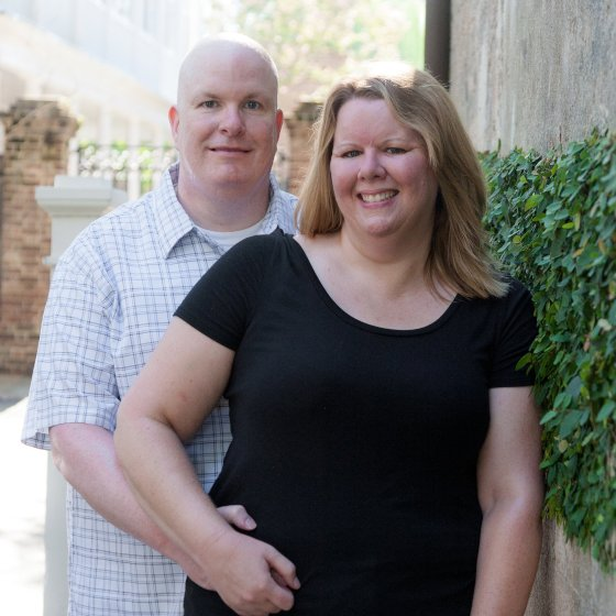 Adoptive Family - Terry & Keri
