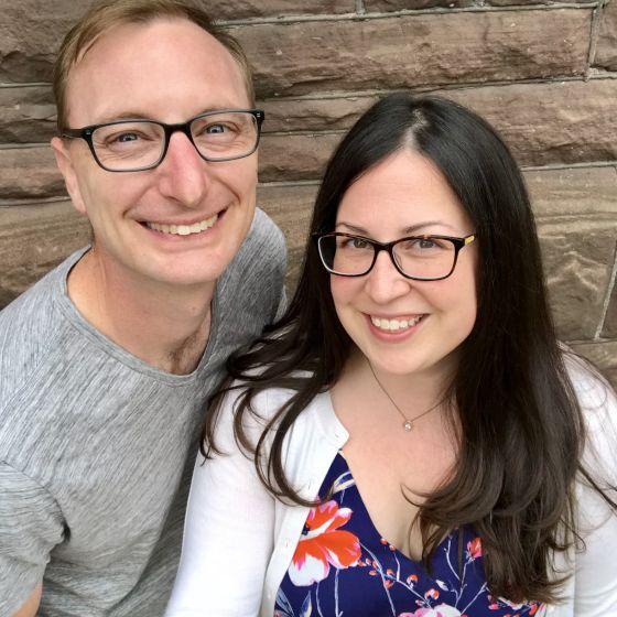 Adoptive Family - Brent & Valerie