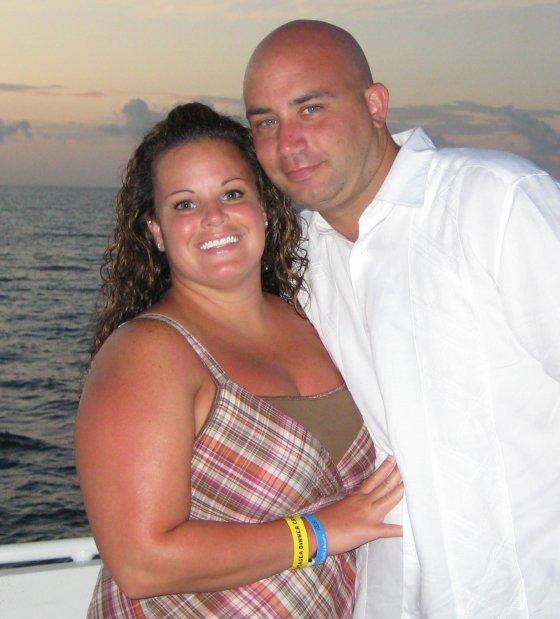 Adoptive Family - Jon & Kim