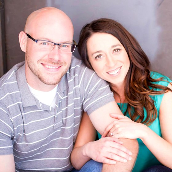 Adoptive Family - Justin & Lindsey