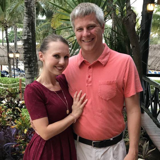 Adoptive Family - Brent & Jessica