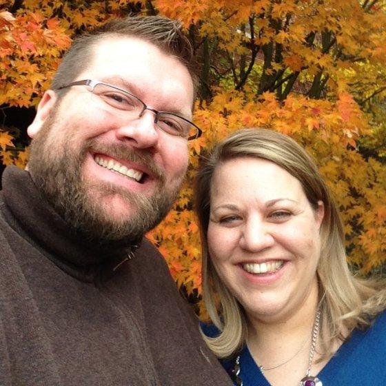 Adoptive Family - Chad & Jen