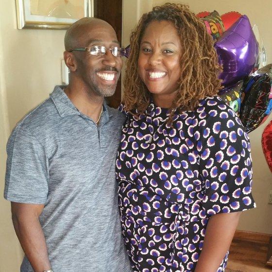 Adoptive Family - Ardell & Lisa