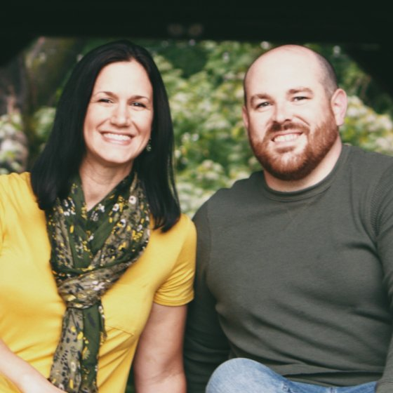 Adoptive Family - Ryan & Jenna