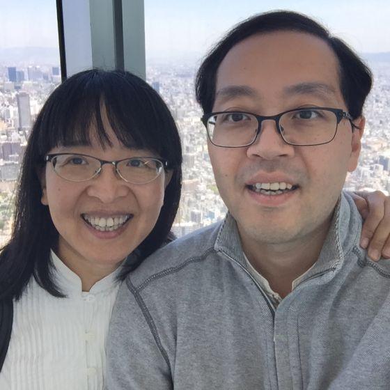 Adoptive Family - Takashi & Li