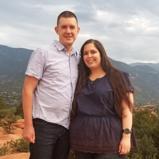 Adoptive Family - Tim & Chelsie