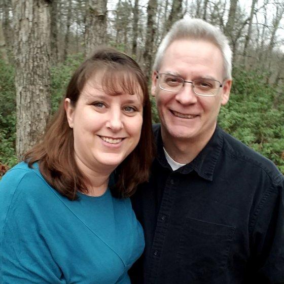 Adoptive Family - Chuck & Valerie