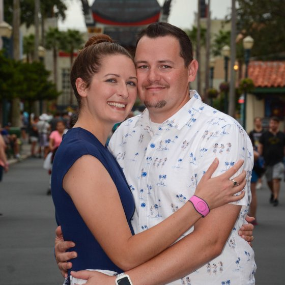 Adoptive Family - Jayson & Mellissa