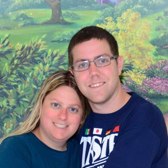 Adoptive Family - Brian & Nicole