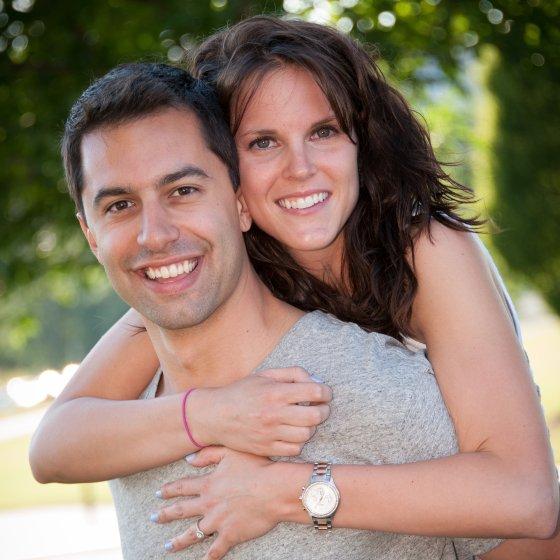 Adoptive Family - John & Kate