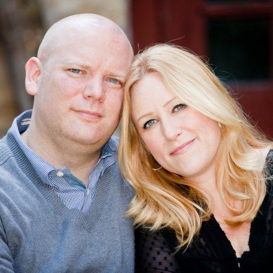 Adoptive Family - Dale & Dana