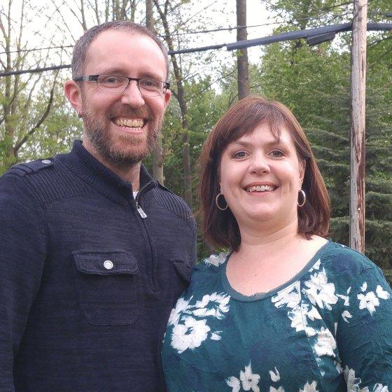 Adoptive Family - Patrick & Jenny