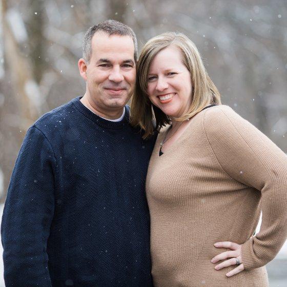 Adoptive Family - Joseph & Dawn