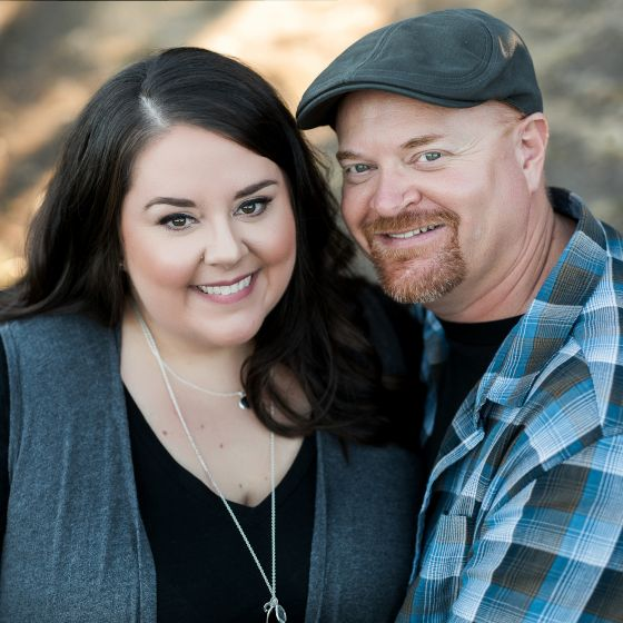 Adoptive Family - Jeff & Megan