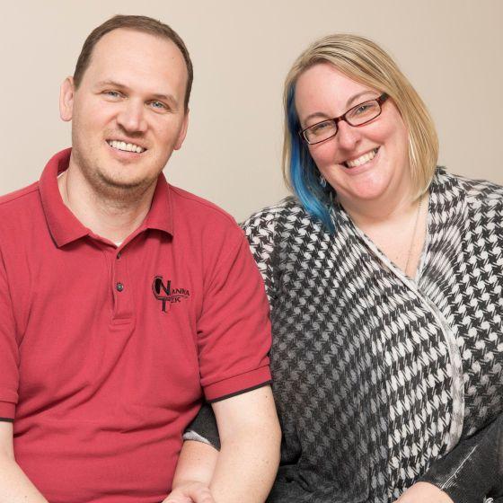 Adoptive Family - Jeff & Jessica