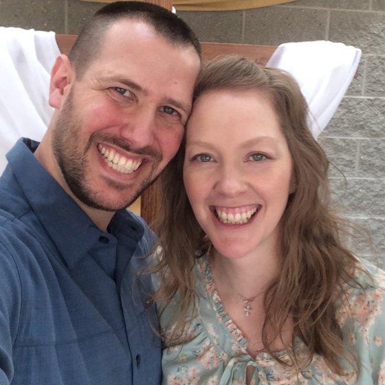 Adoptive Family - Stephen & Leslie