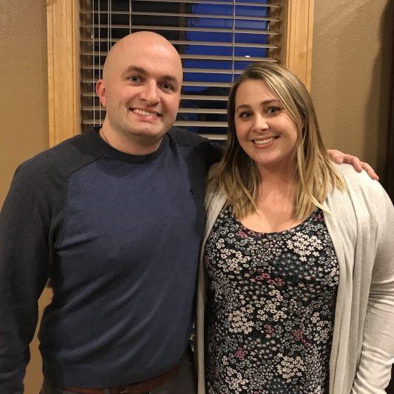Adoptive Family - Martin & Katelyn