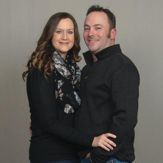 Adoptive Family - Cameron & Jennifer