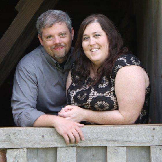 Adoptive Family - Jamie & Meredith