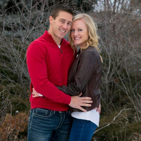 Adoptive Family - Nate & Kelsey