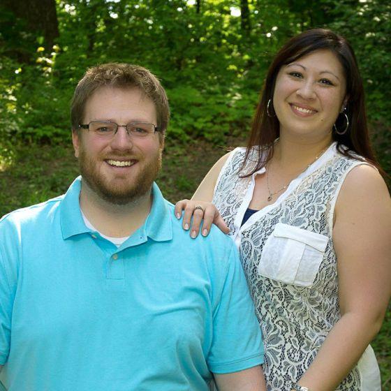 Adoptive Family - Greg & Jaime