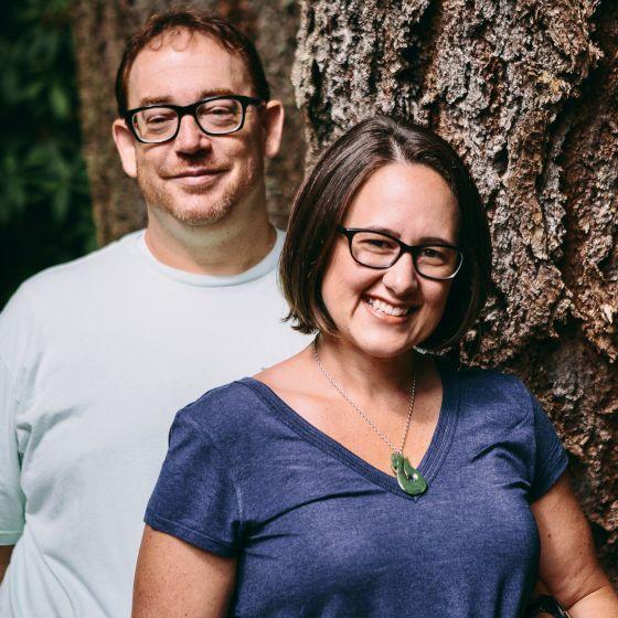 Adoptive Family - George & Amanda