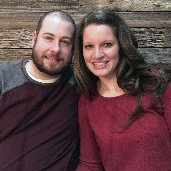 Adoptive Family - Zach & Sarah